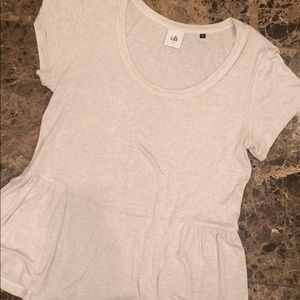 CAbi Tops - Cabi cream top NWOT size Small